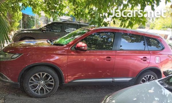 Mitsubishi Outlander 2,0L 2018-1