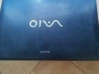 Sony Vaio Touchscreen Laptop