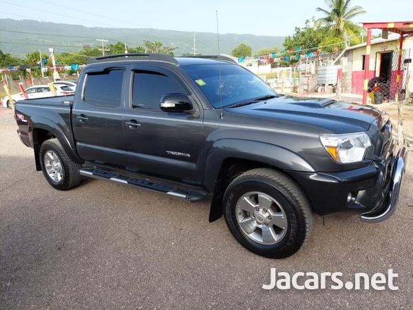 Toyota Tacoma 2,7L 2012-3