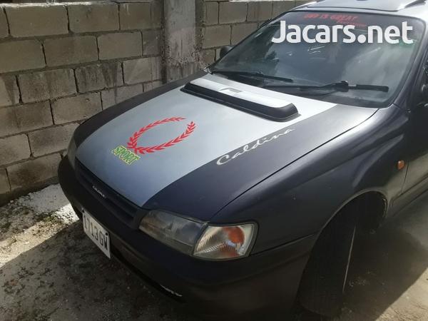 Toyota Caldina 1,5L 1995-5