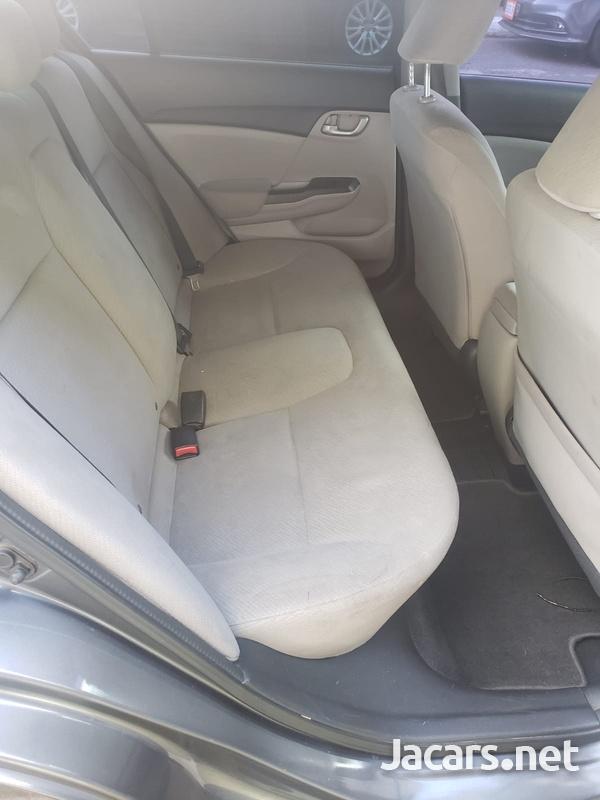 Honda Civic 1,5L 2013-2