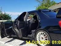 Subaru WRX 2,5L 2002