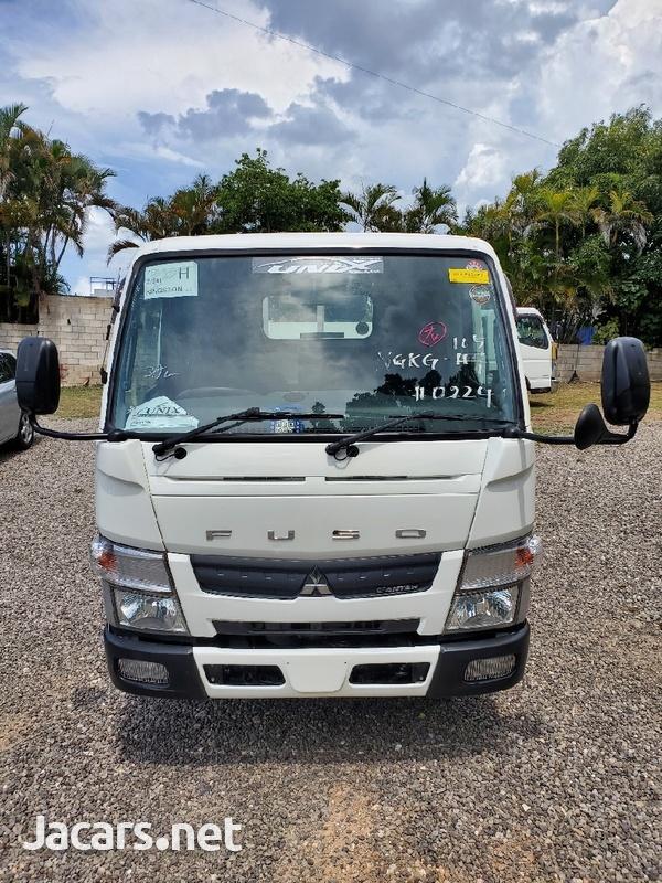 2013 Mitsubishi Canter Lift Truck-1