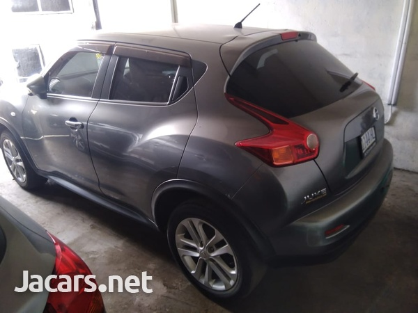 Nissan Juke 1,6L 2012-2