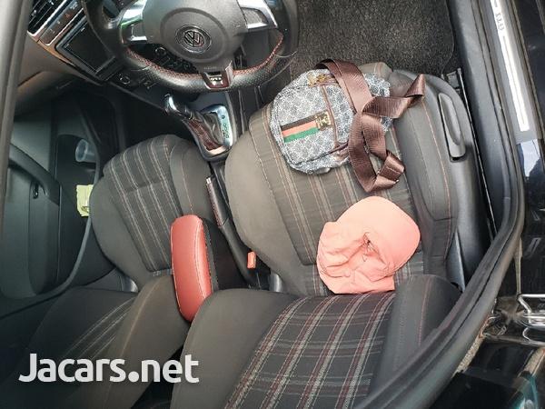 Volkswagen GTI 2,0L 2012-2
