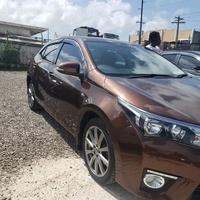 Toyota Corolla Altis 1,6L 2017