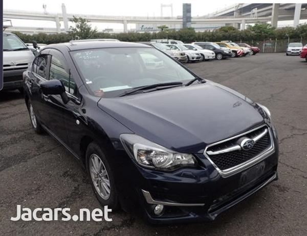 Subaru G4 1,5L 2016-2