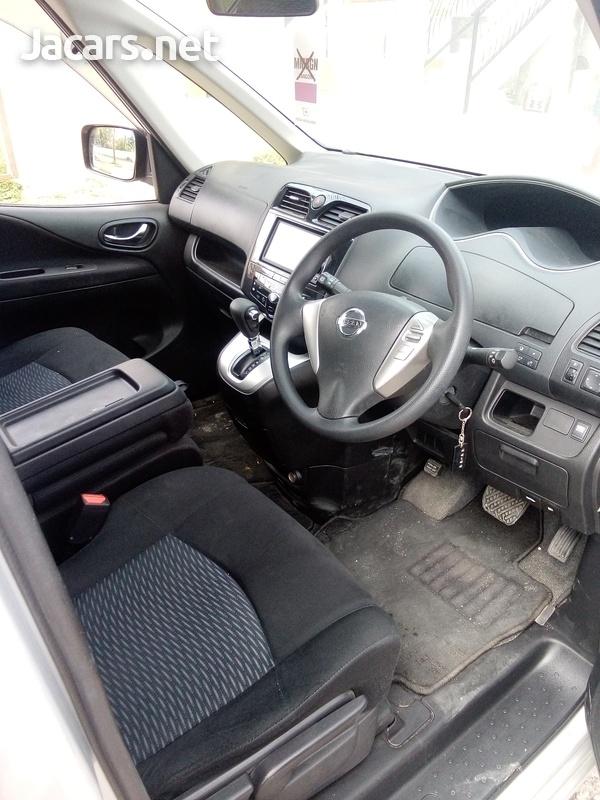 Nissan Serena 1,8L 2013-3