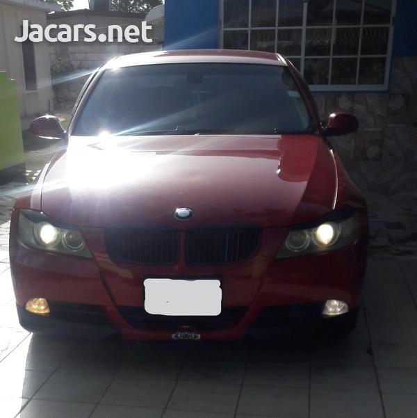 BMW 3-Series 2,0L 2008-4