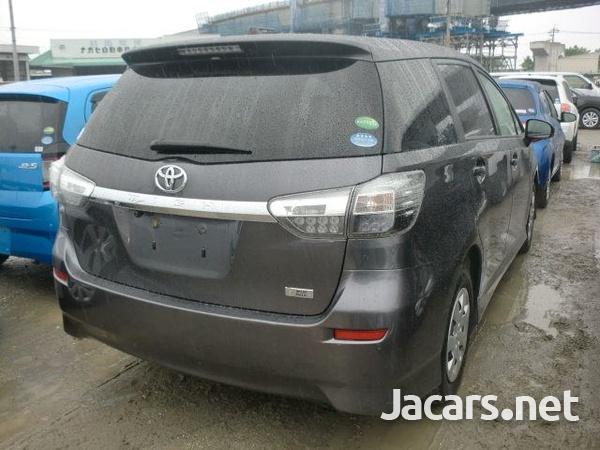 Toyota Wish 1,7L 2014-8