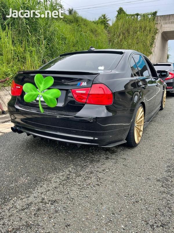 BMW 3-Series 3,0L 2010-5