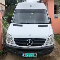 Mercedes-Benz Sprinter 2,1L 2014
