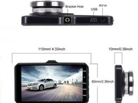 Dash Cam for motor vehicles