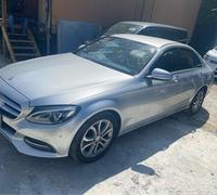 Mercedes-Benz C-Class 1,6L 2014