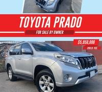 Toyota Prado 2,0L 2015