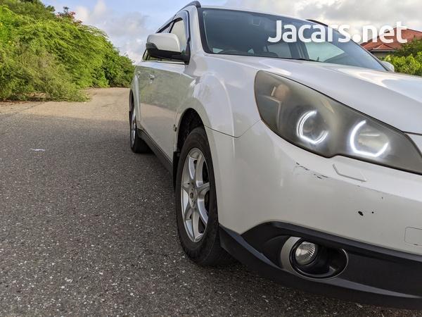 Subaru Outback 2,5L 2012-7