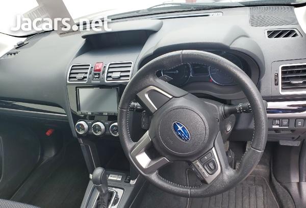 Subaru Forester 2,0L 2018-4