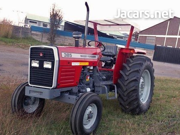2021 Brand New Massey Ferguson 385 Tractors-1