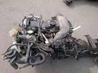 Toyota 5L engine parts / complete transmission