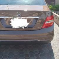 Mercedes-Benz C-Class 2,0L 2013