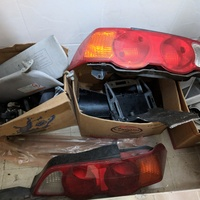 2001-2004 Honda Integra Type-R Tail Lights