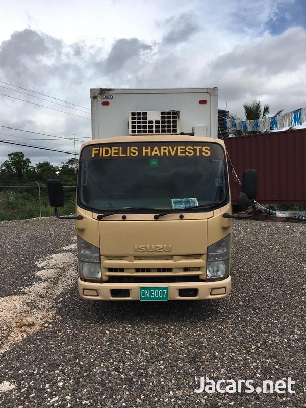 Isuzu Elf Freezer Truck-1