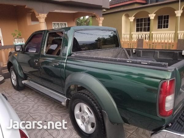 2004 Nissan Frontier-2