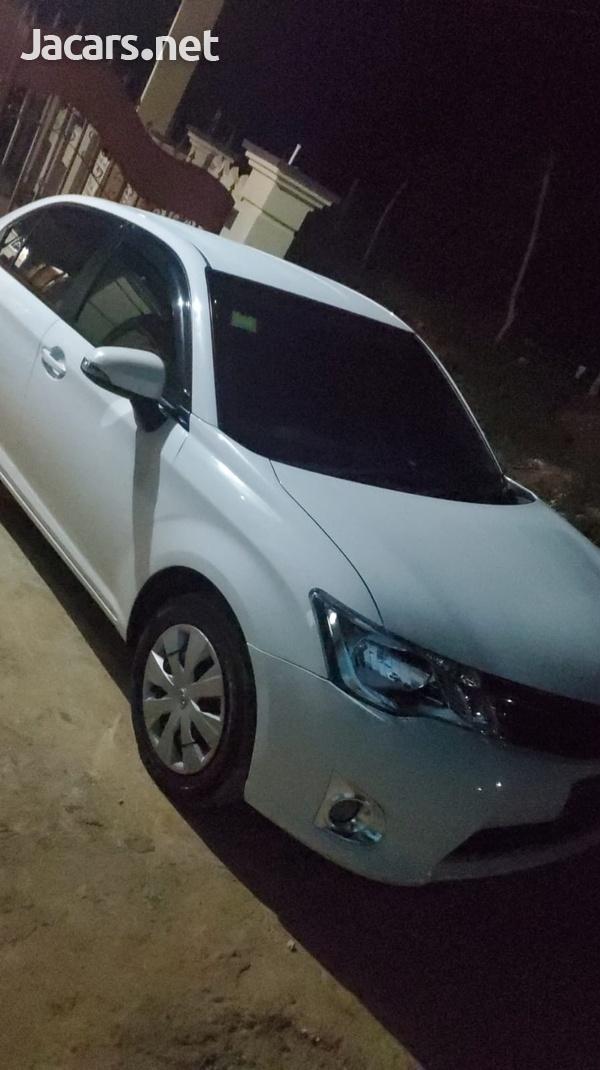 Toyota Axio 1,4L 2014-2
