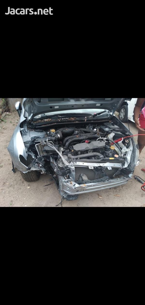 Subaru Impreza scrapping-3