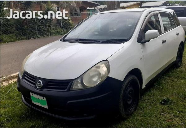Nissan AD Wagon 1,2L 2013-1