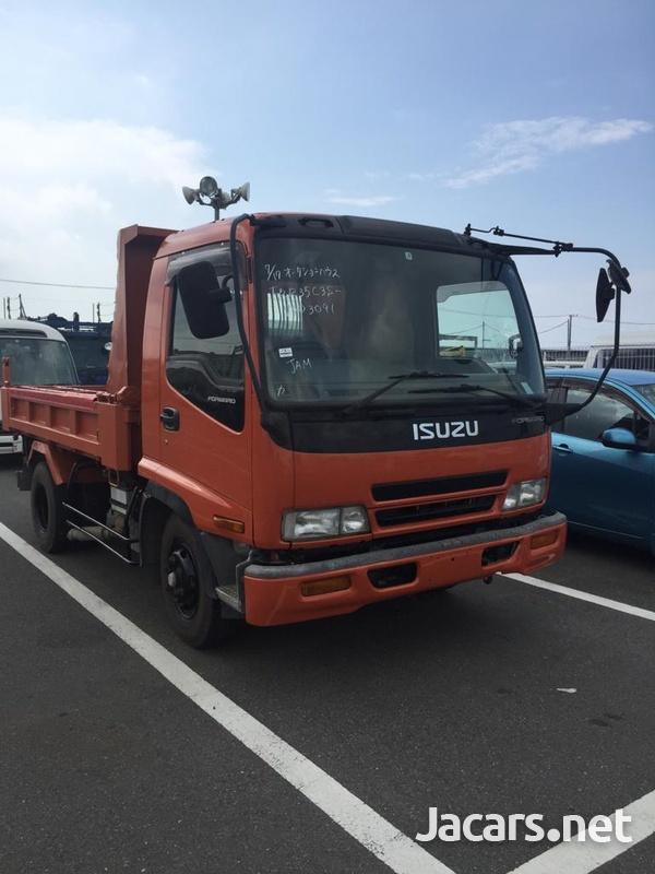 2004 Isuzu Forward Dumper Truck-3
