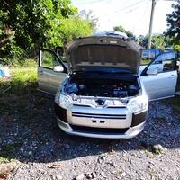 Toyota Succeed 1,5L 2015