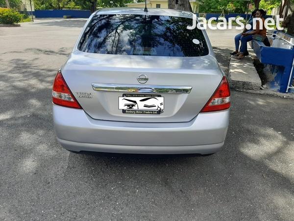 Nissan Tiida 1,5L 2011-12