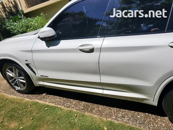 BMW X3 2,0L 2018-14