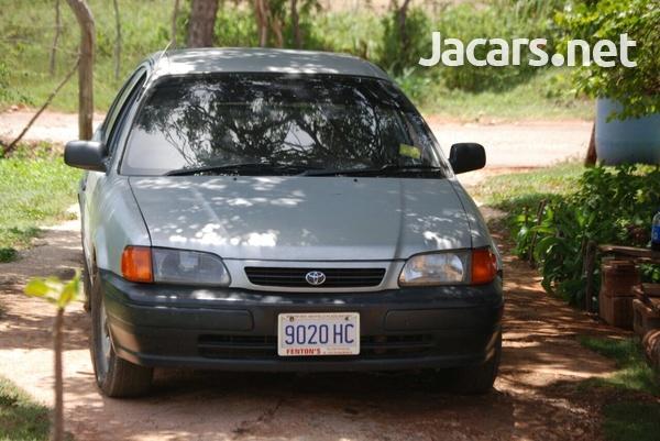Toyota Tercel 1,3L 1995-4