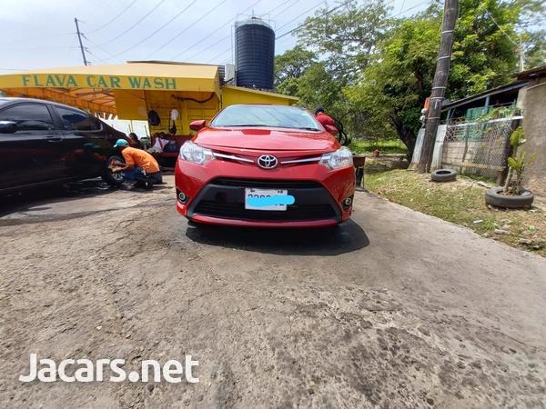Toyota Yaris 1,3L 2017-6