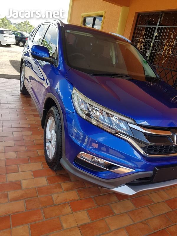 Honda CR-V 2,0L 2016-11