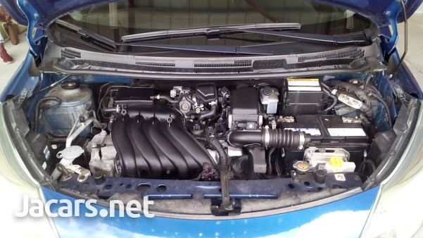 Nissan Note 1,5L 2016-8
