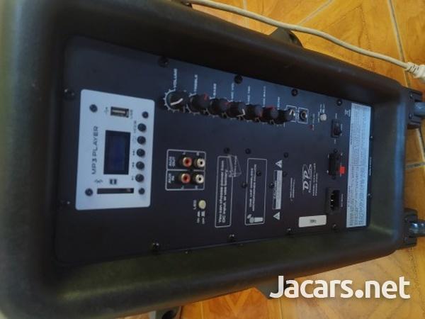Professional Sound Bluetooth Powered Box-2