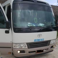 2010 Coaster Bus
