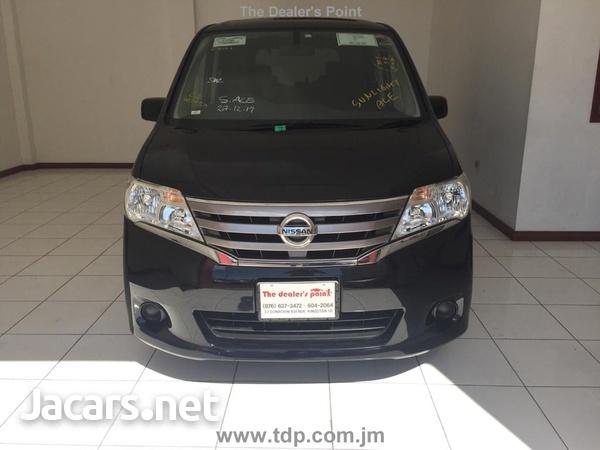 Nissan Serena 2,0L 2013-2