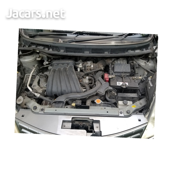 Nissan Note 1,6L 2011-6