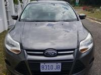 Ford Focus 1,8L 2013