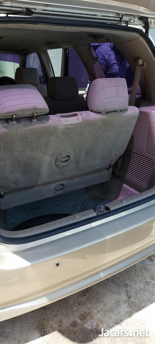 Honda Odyssey 2,5L 2002-11
