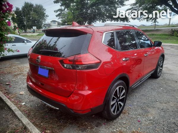 Nissan X-Trail 2,0L 2018-1