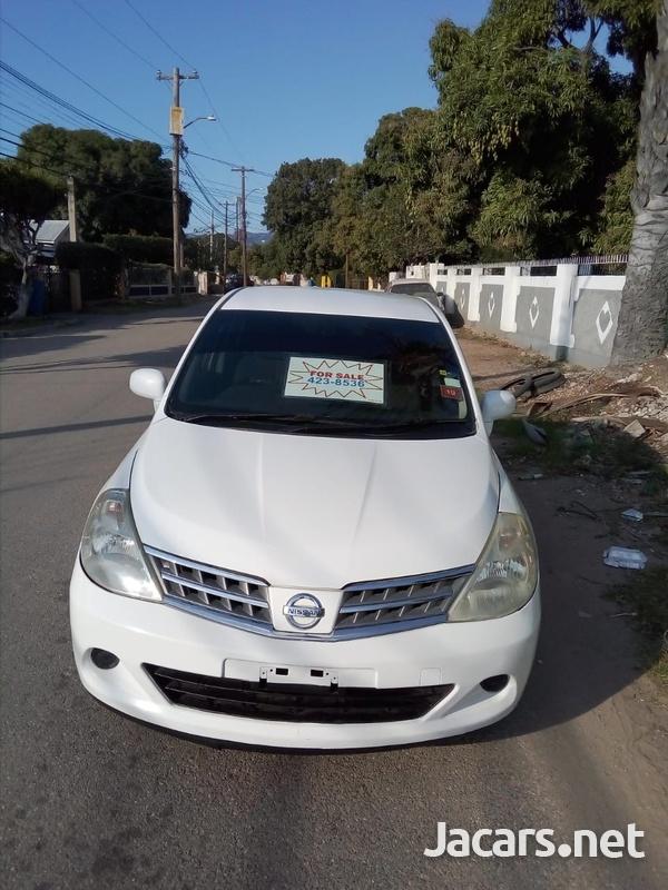 Nissan Tiida 1,3L 2008-1