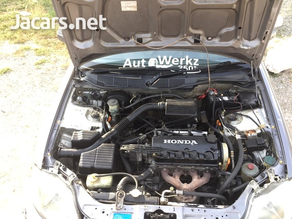 Honda Civic 1,5L 1999-6