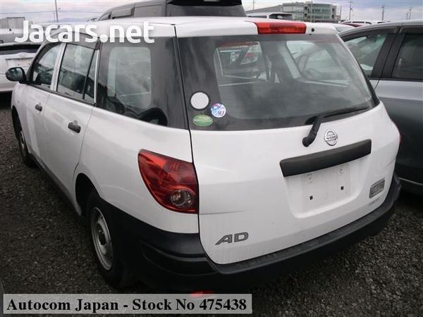 Nissan AD Wagon 1,2L 2015-2