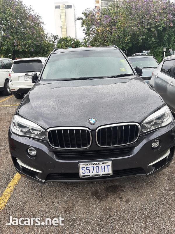 BMW X5 2,0L 2014-7