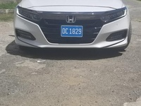 Honda Accord Touring 2,0L 2018